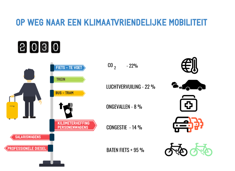infographic - towards a sustainable mobility