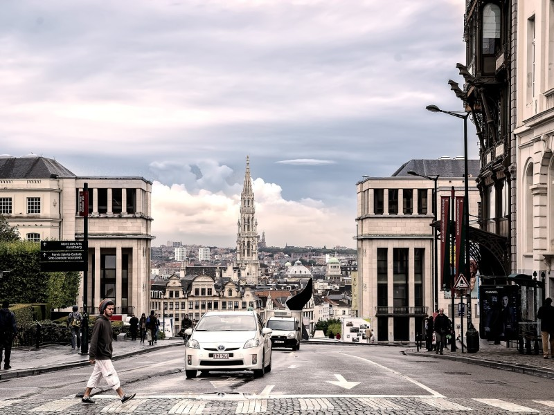 Brussels - credits: Pixabay/ssalae